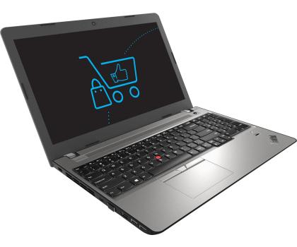 Lenovo ThinkPad E570 i5-7200U/8GB/256 FHD-352789 - Zdjęcie 3