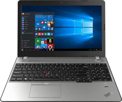 Lenovo Thinkpad E570 i5-7200U/8GB/256/Win10P Srebrny-390861 - Zdjęcie 2