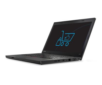 Lenovo ThinkPad L470 i5-7200U/8GB/256SSD FHD -353419 - Zdjęcie 1