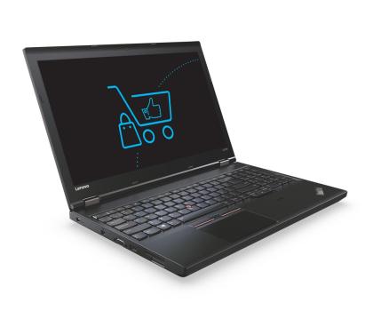 Lenovo ThinkPad L570 i5-7200U/8GB/256SSD FHD -353432 - Zdjęcie 3