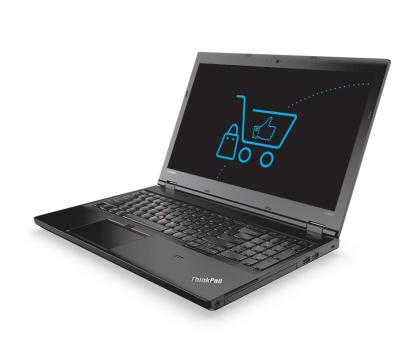 Lenovo ThinkPad L570 i5-7200U/8GB/256SSD FHD -353432 - Zdjęcie 2