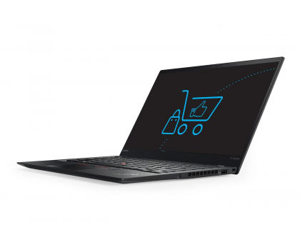Lenovo  ThinkPad X1 Carbon 5th i5-7200U/8GB/256 FHD -353496 - Zdjęcie 1
