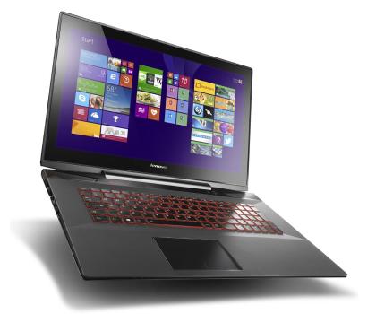 Lenovo Y70-70 i7-4710HQ/8GB/1000/Win8.1 GTX860M FHD-238308 - Zdjęcie 2