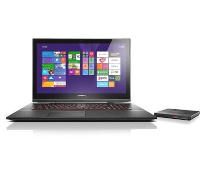 Lenovo Y70-70 i7-4710HQ/8GB/1000/Win8.1 GTX860M FHD-238308 - Zdjęcie 1
