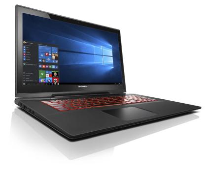 Lenovo Y70-70 i7-4720HQ/8GB/1000/Win10 GTX960M Touch-267366 - Zdjęcie 2