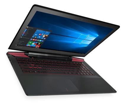 Lenovo Y700 15 i5-6300HQ/16GB/1000/Win10X GTX960M -285061 - Zdjęcie 3