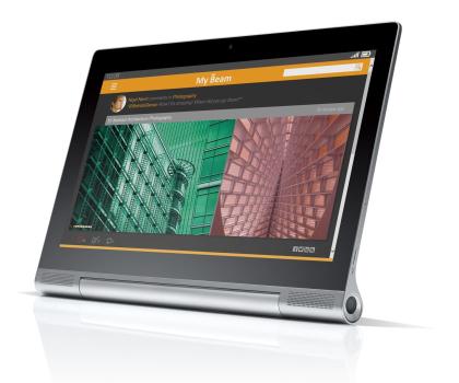 Lenovo Yoga 2 Pro Z3745/2GB/32GB/Android 4.4 QHD srebrny-210574 - Zdjęcie 1