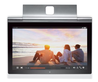 Lenovo Yoga 2 Pro Z3745/2GB/32GB/Android 4.4 QHD srebrny-210574 - Zdjęcie 3