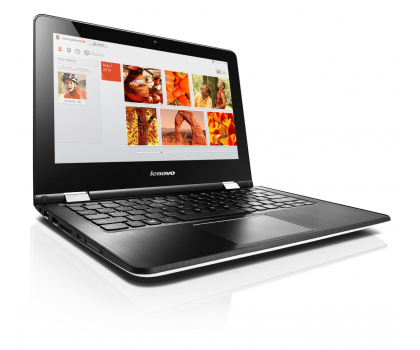 Lenovo YOGA 300-11 N3060/2GB/32/Win10 Biały + Office -395856 - Zdjęcie 3