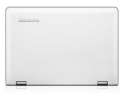 Lenovo YOGA 300-11 N3060/2GB/32/Win10 Biały + Office -395856 - Zdjęcie 6