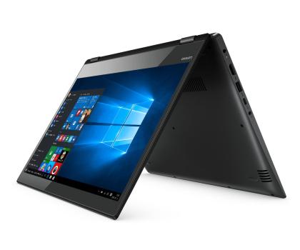 Lenovo YOGA 520-14 i5-7200U/8GB/256+1000/Win10 Czarny -379106 - Zdjęcie 1