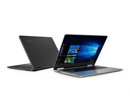 Lenovo Yoga 710-14 i5-7200U/16GB/256/Win10 GF940MX Czarny-333232 - Zdjęcie 2