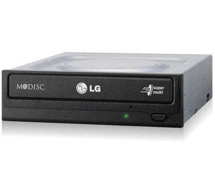 LG GH24NSC0 SATA czarny OEM-206789 - Zdjęcie 2