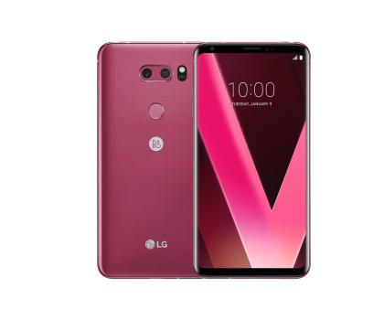LG V30 raspberry rose-420938 - Zdjęcie 1