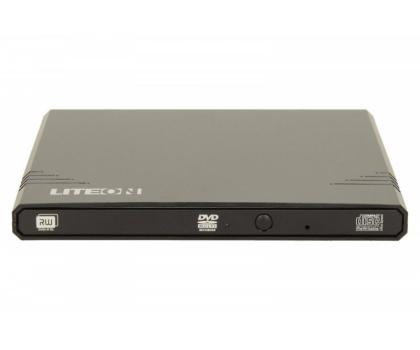 Lite-On  eBAU108 Slim USB czarny BOX-236515 - Zdjęcie 1