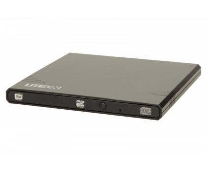 Lite-On  eBAU108 Slim USB czarny BOX-236515 - Zdjęcie 3