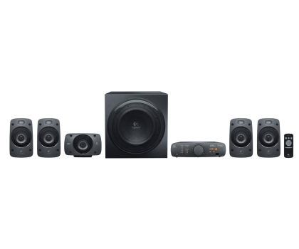 Logitech 5.1 Z906 Surround Sound Speakers-65406 - Zdjęcie 6