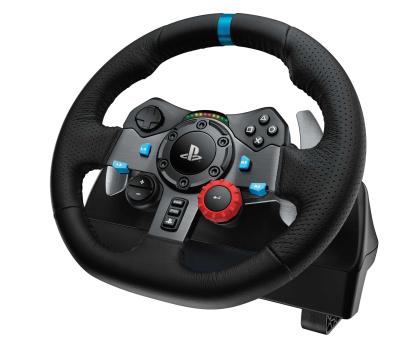 Logitech G29 Driving Force PC/PS3/PS4-249338 - Zdjęcie 2