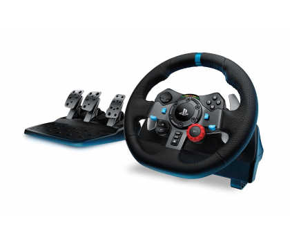 Logitech G29 Driving Force PS3/PS4-249338 - Zdjęcie 1