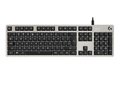 Logitech G413 Mechanical Gaming Keyboard (Silver) -362151 - Zdjęcie 1