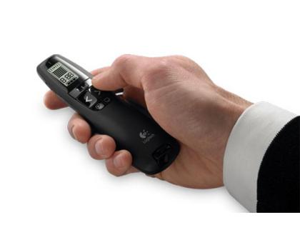 Logitech R700 Wireless czarny-120573 - Zdjęcie 3