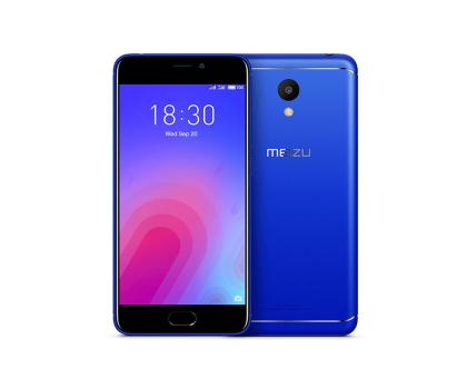 Meizu M6 2/16GB Dual SIM LTE niebieski-424354 - Zdjęcie 1