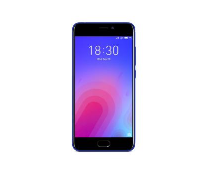 Meizu M6 2/16GB Dual SIM LTE niebieski-424354 - Zdjęcie 2