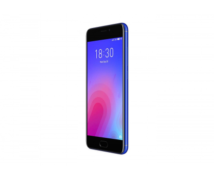 Meizu M6 2/16GB Dual SIM LTE niebieski-424354 - Zdjęcie 3