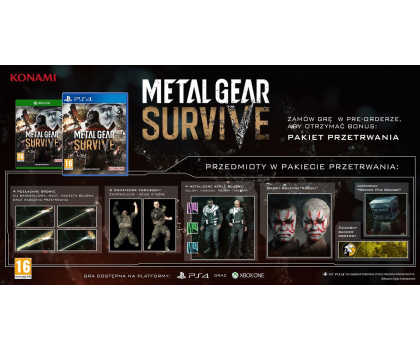 Metal Gear Survive-403459 - Zdjęcie 2