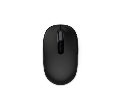 Microsoft 1850 Wireless Mobile Mouse (czarna) (U7Z-00003)
