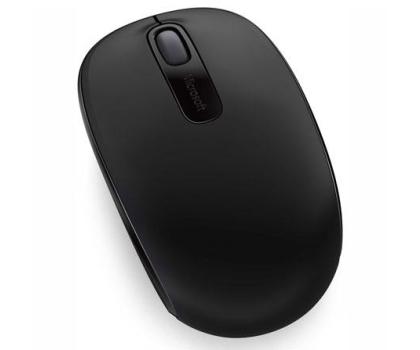 Microsoft 1850 Wireless Mobile Mouse (czarna)-185690 - Zdjęcie 4