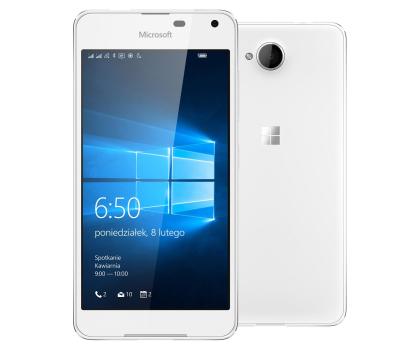 Microsoft Lumia 650 Dual SIM LTE 16 GB biały-290729 - Zdjęcie 1