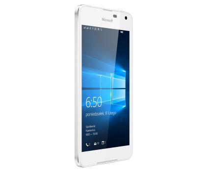 Microsoft Lumia 650 Dual SIM LTE 16 GB biały-290729 - Zdjęcie 3