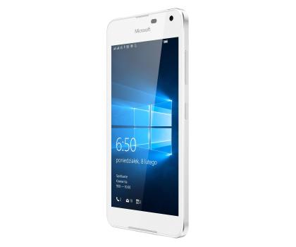 Microsoft Lumia 650 Dual SIM LTE 16 GB biały-290729 - Zdjęcie 4