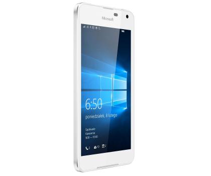 Microsoft Lumia 650 LTE 16 GB biały-290734 - Zdjęcie 4