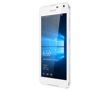 Microsoft Lumia 650 LTE 16 GB biały-290734 - Zdjęcie 5