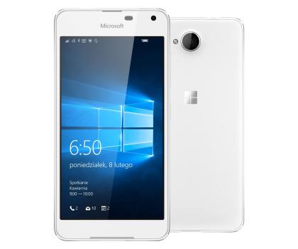 Microsoft Lumia 650 LTE 16 GB biały-290734 - Zdjęcie 1