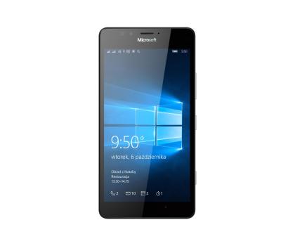 Microsoft Lumia 950 Dual SIM LTE czarny-263660 - Zdjęcie 2