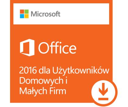 Microsoft Office 2016 dla Użytk. Domowych i Małych Firm ESD-404477 - Zdjęcie 1