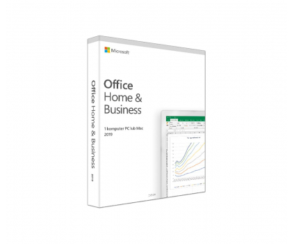 Microsoft Office 2019 Home & Business Win10/Mac-453311 - Zdjęcie 1