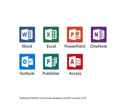 Microsoft Office 365 Business Premium subskrypcja 12m.-334200 - Zdjęcie 2