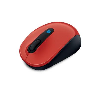 Microsoft Sculpt Mobile Mouse (czerwona)-164964 - Zdjęcie 2
