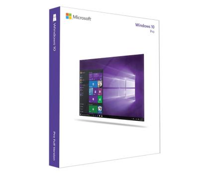 Microsoft Windows 10 PRO PL 64bit OEM DVD -248985 - Zdjęcie 1