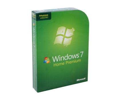 Microsoft Windows 7 Home Premium PL UPG BOX  -57508 - Zdjęcie 3