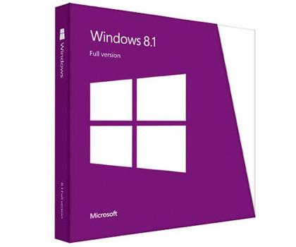 Microsoft Windows 8.1 PL 32bit/64bit BOX-161610 - Zdjęcie 1