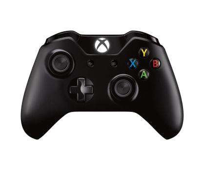Microsoft Xbox One 1TB Kinect +KSR+Minecraft+Rabbids+6M Gold-323540 - Zdjęcie 4