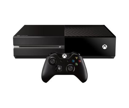 Microsoft Xbox One 1TB Kinect +KSR+Minecraft+Rabbids+6M Gold-323540 - Zdjęcie 1