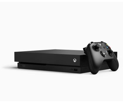 Microsoft Xbox One X 1TB  + 2GRY + Live GOLD 6MSC-405314 - Zdjęcie 3