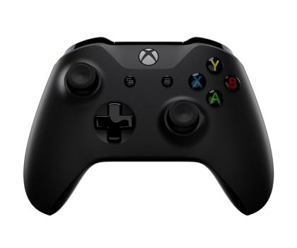 Microsoft Xbox One X 1TB  + 2GRY + Live GOLD 6MSC-405314 - Zdjęcie 4