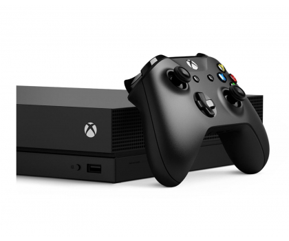 Microsoft Xbox One X 1TB + Fifa 18 + PUBG-442271 - Zdjęcie 6